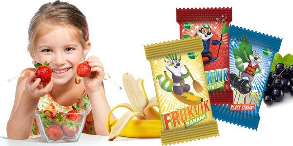 Zdravé a chutné ovocné pochúťky nielen pre deti