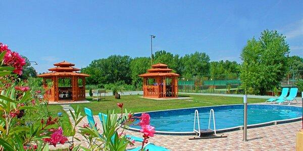 Letný pobyt v obľúbenom penzióne v Pieštanoch