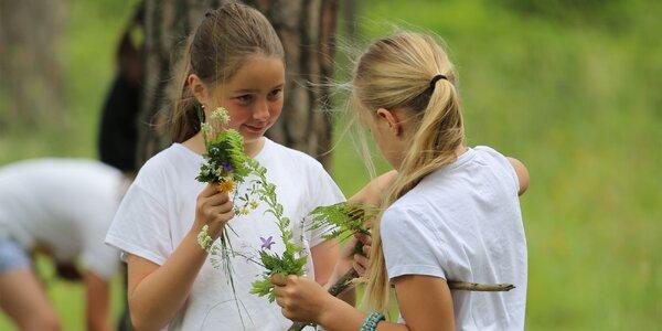 Letné programy pre deti v Zariadení lesnej pedagogiky