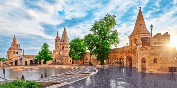 Historická Budapešť a Tropicarium