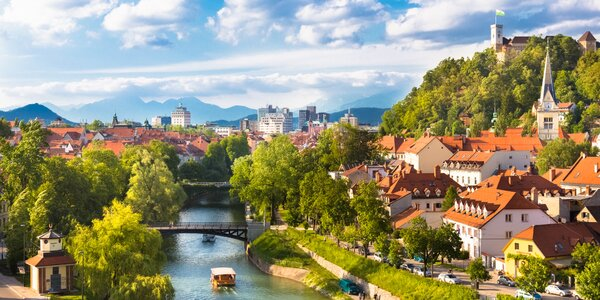 4-dňový zájazd za krásami Slovinska a Chorvátska