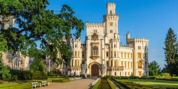 Morava a Južné Čechy: 2 dni plné zámkov, piva a skvelého jedla