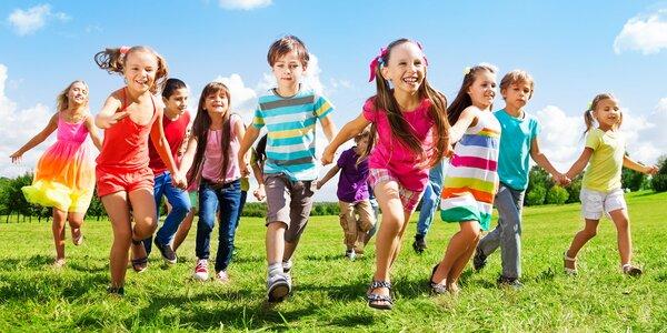 Zábavno-vzdelávacie denné tábrory pre deti
