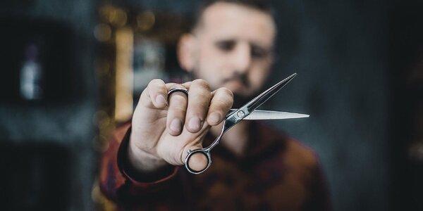 Pánsky strih a úprava brady v BarberShop GoldsMen
