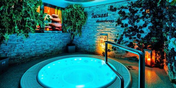 Luxusný Wellness PARADiSE v Žiline