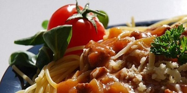 Výborné Spaghetti podľa vlastného výberu len za 1,6 € v centre Bratislavy