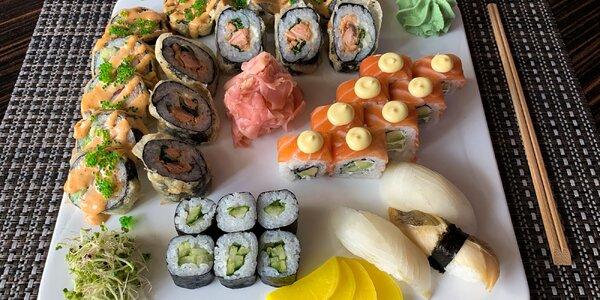Famózny sushi špeciál pre 2 osoby v SUSHIHANIL