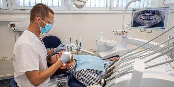 Dentálna hygiena či implantologická konzultácia