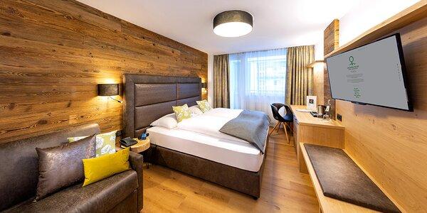 Rodinný hotel v Zell am See: pobyt s luxusnými raňajkami