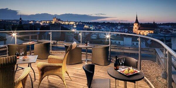 4* hotel v Prahe: raňajky i kredit do reštaurácií Z. Pohlreicha