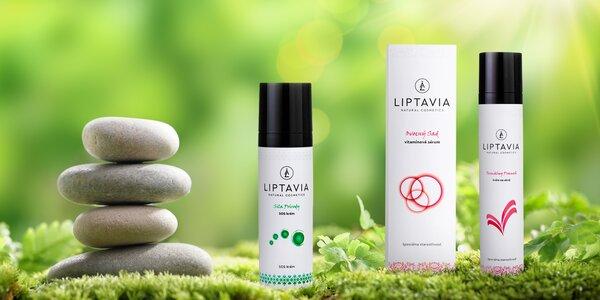 Prírodná kozmetika z Liptova, Liptavia: SOS krém, krém proti akné, alebo vitamínové sérum
