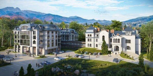 5* luxusný pobyt v Zakopanom s raňajkami a wellness