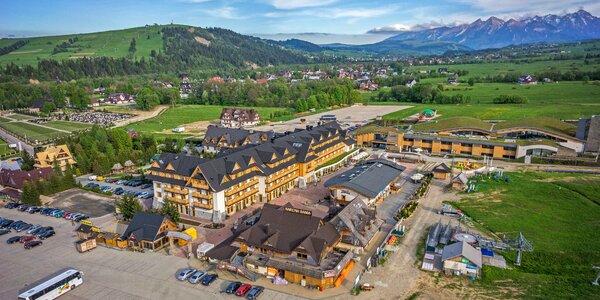 4* Hotel Bania Thermal & Ski: maximálny komfort a atraktívna lokalita
