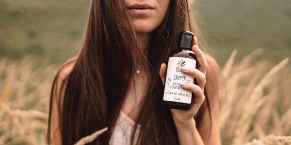 Slovenské prírodné šampóny pre každý typ vlasov