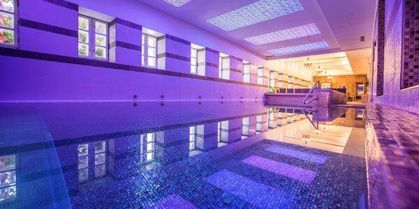 Víkendový wellness pobyt v nádhernom hoteli