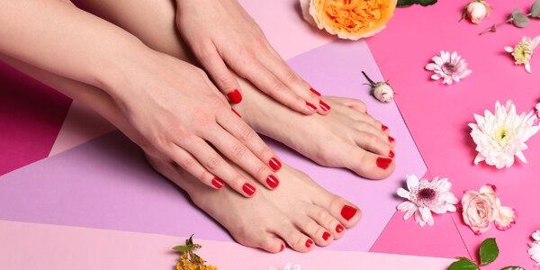 Dokonalé nechty na rukách i nohách vďaka gélu