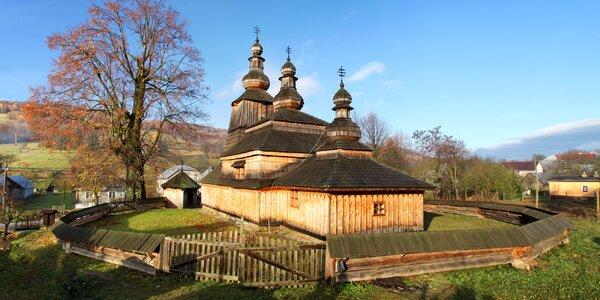 UNESCO pamiatky (časť 2): Vzácne drevené chrámy, postavené bez jediného klinca.