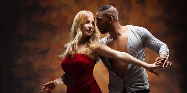 Spoločenské a latino tance pre začiatočníkov