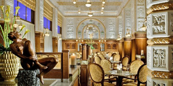 Pobyt v luxusnom hoteli Imperial s raňajkami u u Zdeňka Pohlreicha