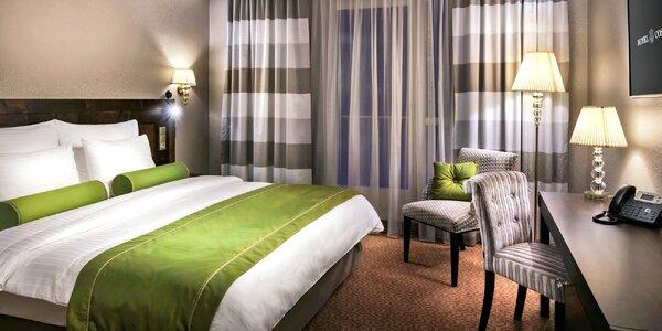 Pobyt v luxusnom hoteli s raňajkami u Z. Pohlreicha