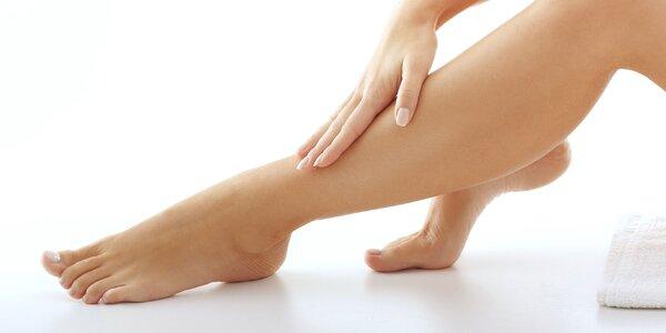 Laserová liečba nechtovej plesne na nohách