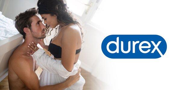 Milujte sa dňom i nocou: zásoba kondómov Durex