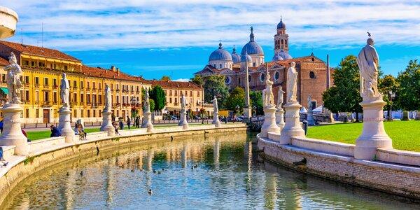 5-dňový zájazd do Talianska s gondolierskym podujatím