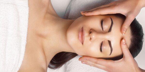 Masáž tváre, Lash lift či úprava obočia, rias a hornej pery