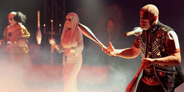 Hororová show Paranormal Cirkus bez zvierat mieri do Liptovského Mikuláša a Martina!