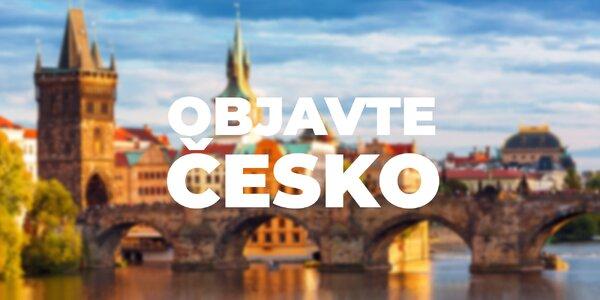 Kam v Čechách na nezabudnuteľnú dovolenku?