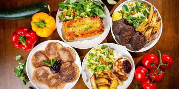 Otvorené vouchery do reštaurácie Makovice