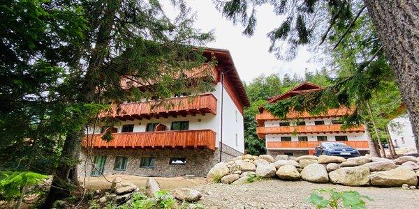 Apartmán pre 4 – 6 osôb v tichom a krásnom prostredí Nízkych Tatier
