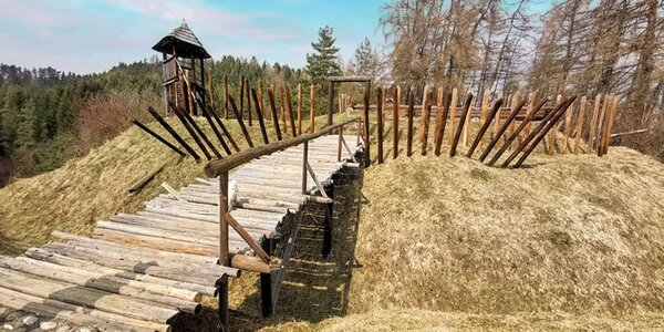 Kam cez víkend? Blogerka radí Keltské nálezisko Archeoskanzen Havránok!