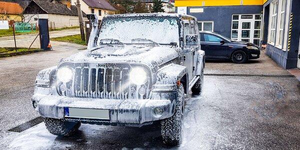 Ukážkovo čisté auto zvnútra aj zvonku!