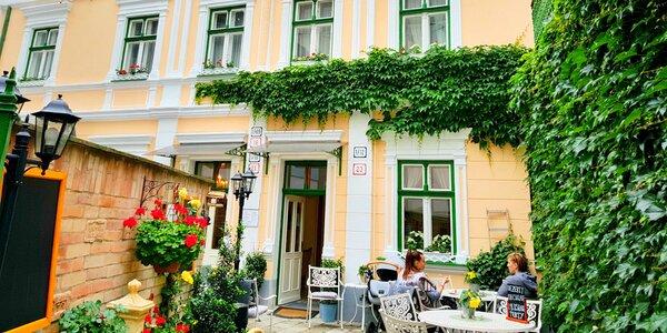 Romantický pobyt v centre Piešťan aj s privátnym vstupom do wellness