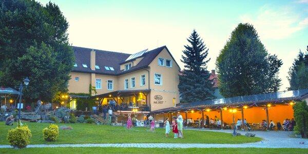 Rodinný pobyt vo výnimočnom hoteli neďaleko Bojnického zámku