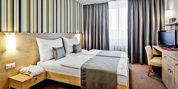 4* hotel v Brne: romantika i zábava pre celú rodinu