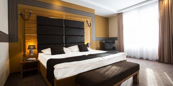 Ubytovanie v Art Hotel William**** v historickom centre a srdci Bratislavy