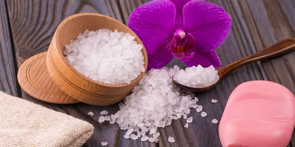 Epsomská soľ pre unavené svaly aj regeneráciu kože