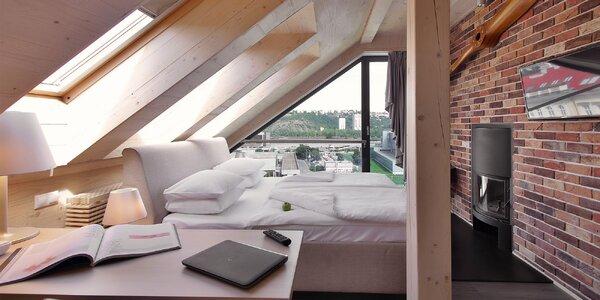 Romantický pobyt v Prahe - luxusný 4* hotel a relax vo wellness