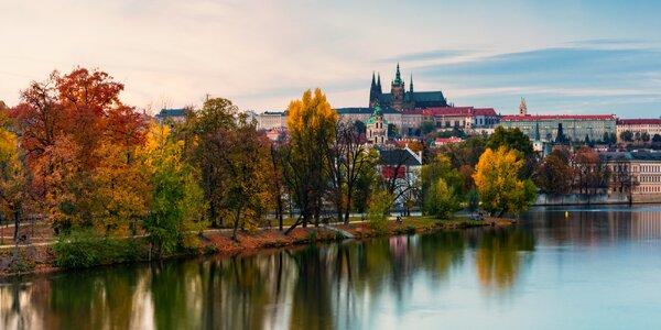 Moderné apartmány v Prahe: pobyt s raňajkami a vstupom do sauny