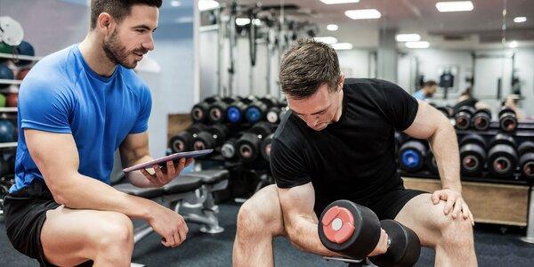 Permanentka do Fitnesslandu + tréning s profesionálnym trénerom
