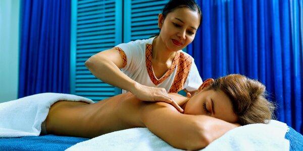 Profesionálne thajské masáže