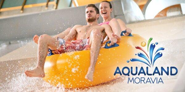 Jeseň v Aqualande: bazény i wellness