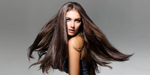 Farbenie vlasov luxusnou talianskou kozmetikou
