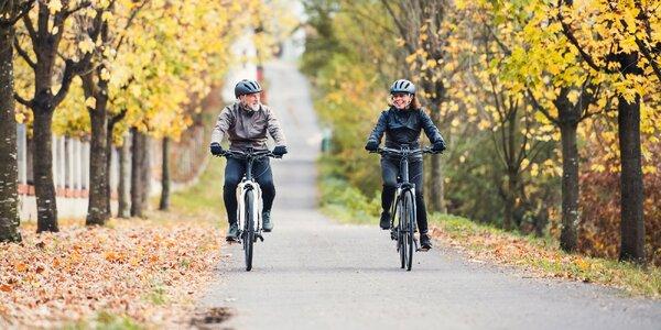Požičanie elektrického bicykla na 1 alebo 2 dni