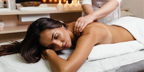 Božská masáž chrbta či darčekový poukaz v hodnote 40 €