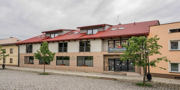 Nezabudnuteľný pobyt v malinkej obci Vrbov so vstupom do Thermal Parku