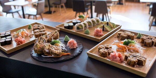 Pochutnajte si na sushi v reštaurácii VieTown!