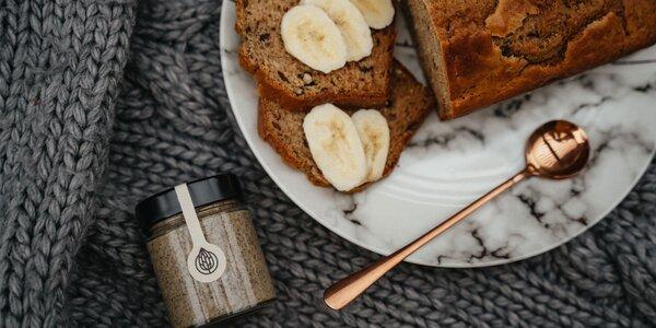 Zdravé maškrtenie: orieškové krémy z arašidov i mandlí